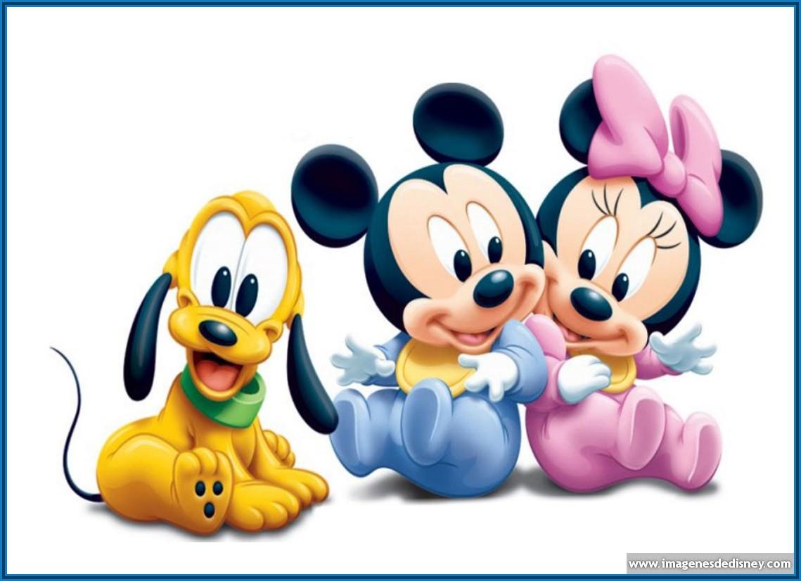 Dibujos En Color De Disney: Fotos De Amor & Imagenes De Amor