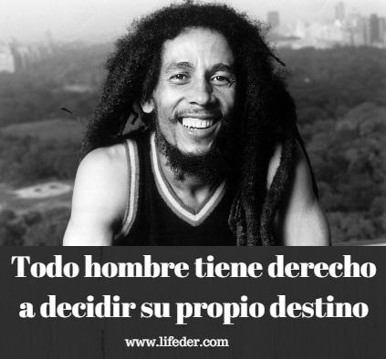 Mejores Frases De Bob Marley Fotos De Amor Imagenes De Amor