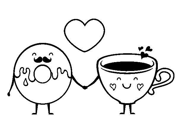 Imagenes De San Valentin Para Dibujar Faciles Para Imprimir
