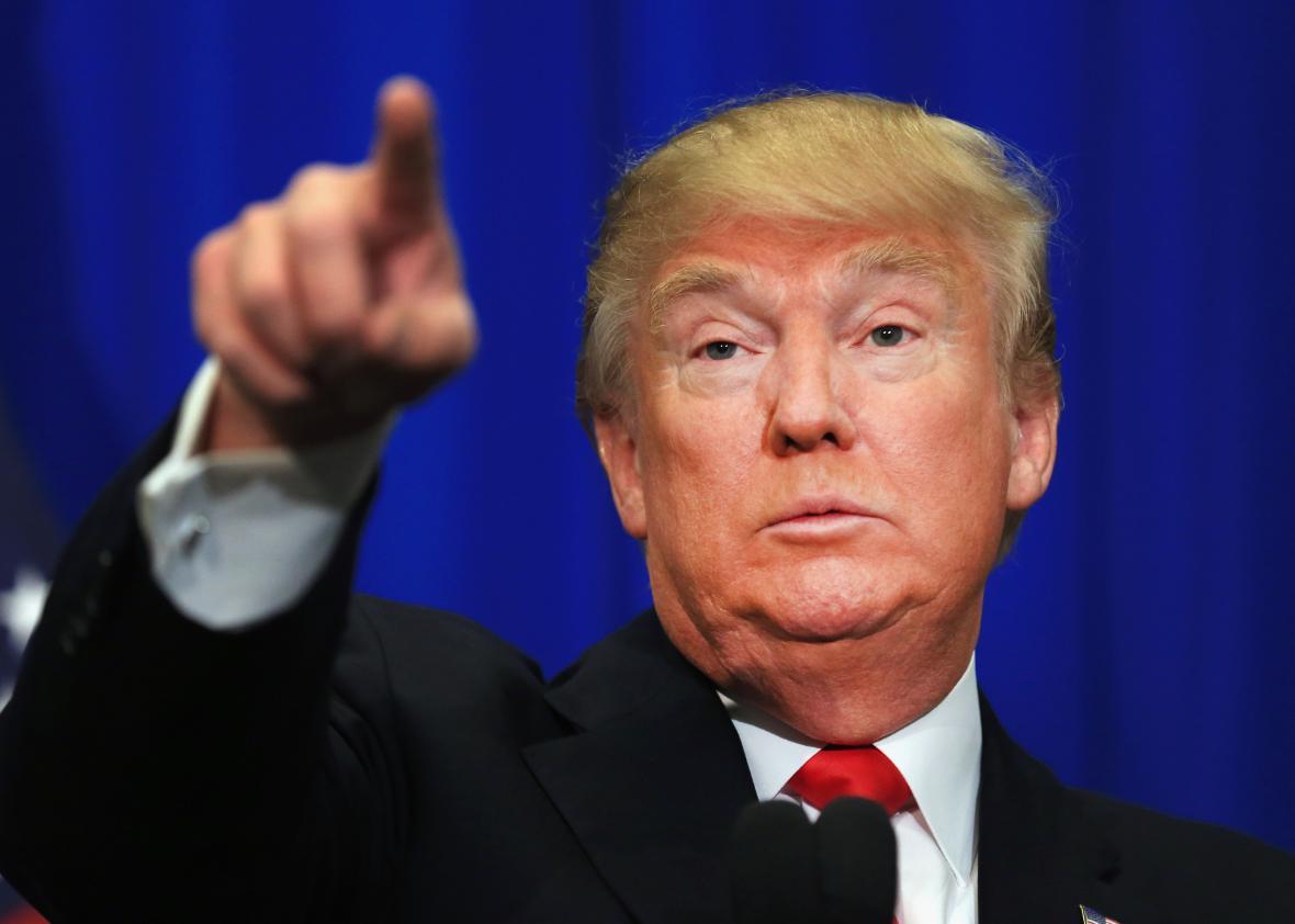 Noticias del mundo Donald Trump cerró la Convención