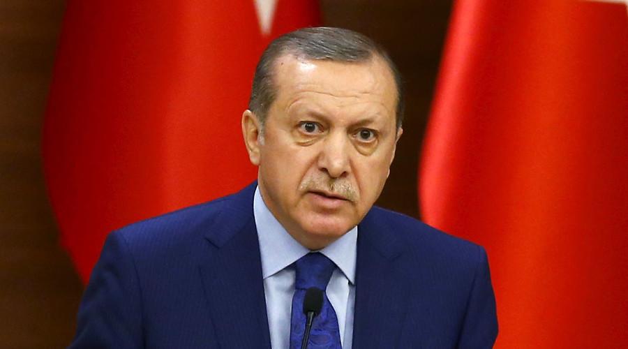 Noticias del mundo Erdogan
