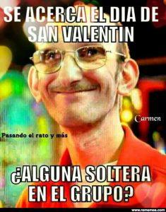 Memes de San Valentin
