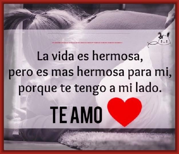 10 Imagenes De Amor Bonitas Con Frases Romanticas Para Dedicar