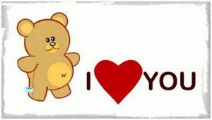 Imagenes de amor dibujos animados lapiz corazones