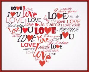 Imagenes de amor para dibujar faciles