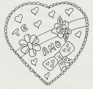 Imagenes de amor dibujos animados lápiz en 3 d
