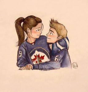 Imagenes de amor de parejas dibujos