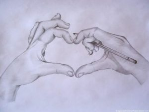 Dibujos-a-lapiz-de-amor-550x413