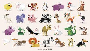 2f3c90f3508d5f3945cbb2814861f473-dibujos-de-animales-dom-sticos-y-animales-salvajes-paquete