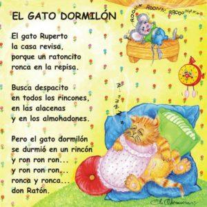 Poesía para niños de primero de primaria