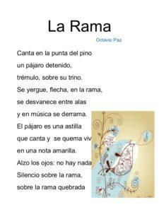 Poesías para niños cortas de primaria