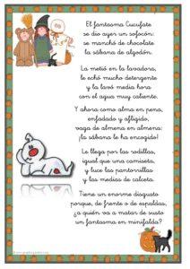 Poesías para niños que egresan del preescolar