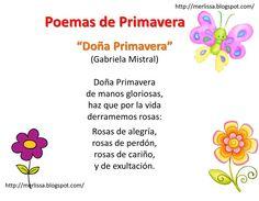 Poesías para niños cortas con rima