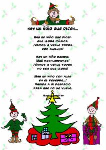 Poesías para niños de segundo grado