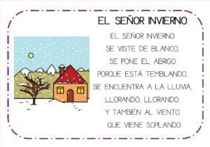 poesia invierno