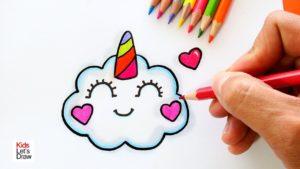 Dibujos de unicornios fotos