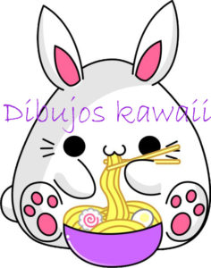 conejo kawai