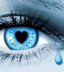 Imágenes de ojos tristes para dibujar lapìz