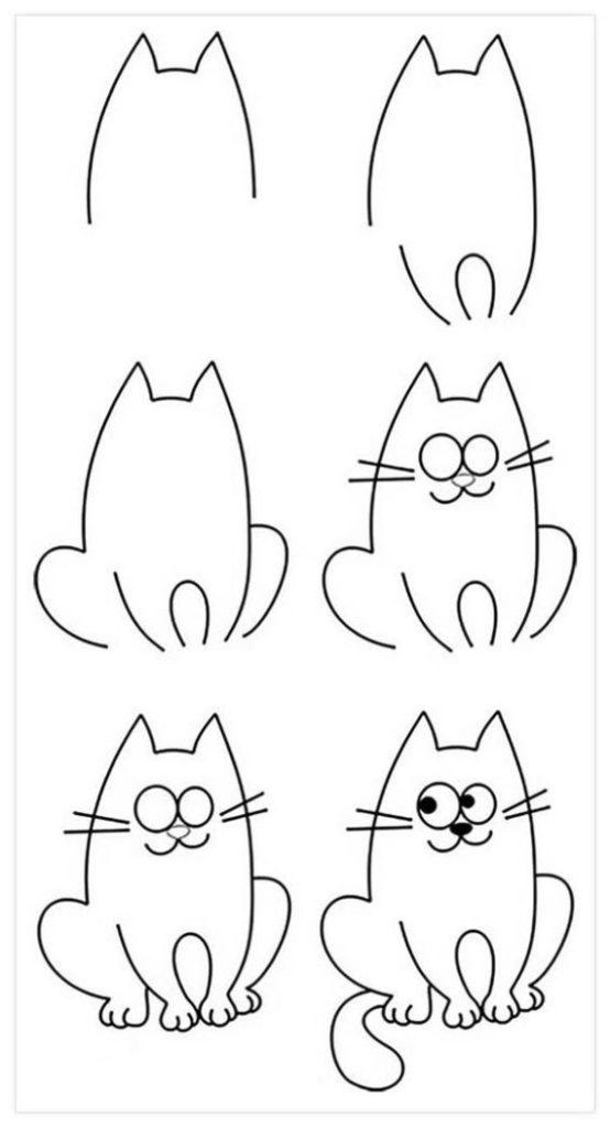 Dibujos faciles de hacer paso a paso
