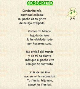 Poesías para niños Maria Elena Walsh