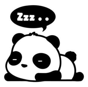 Como dibujar panda kawaii paso paso