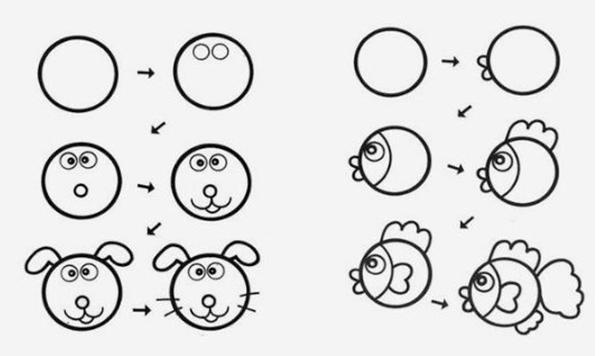 Dibujos fáciles de hacer