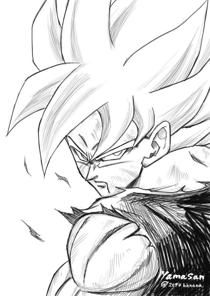 Dibujos en blanco y negro faciles