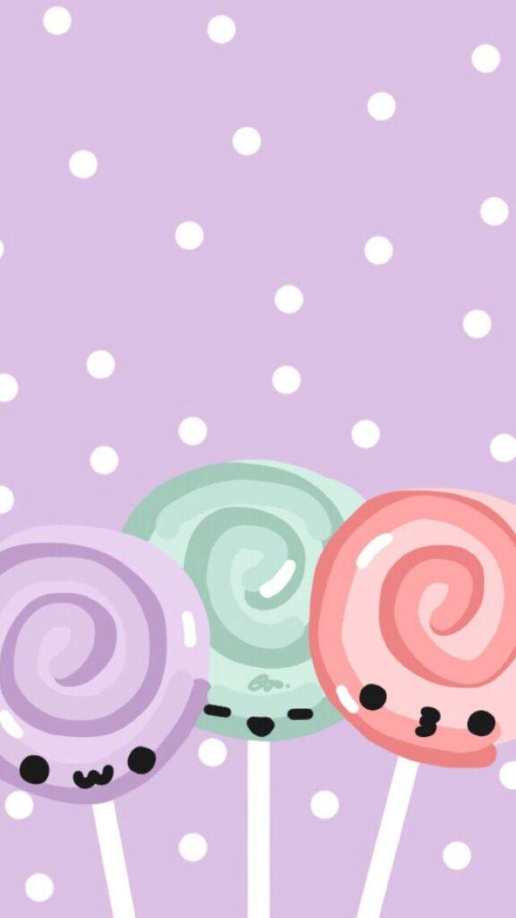 Fondos de pantalla kawaii para niñas