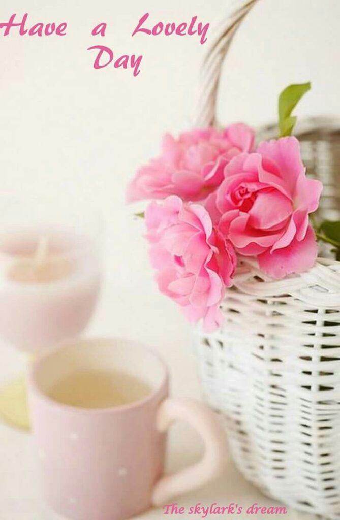 Good morning love imagines