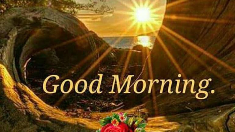 Good morning love en español