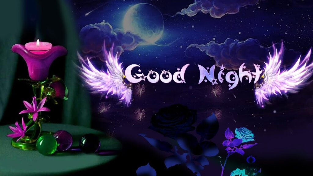 Good night beautiful en español