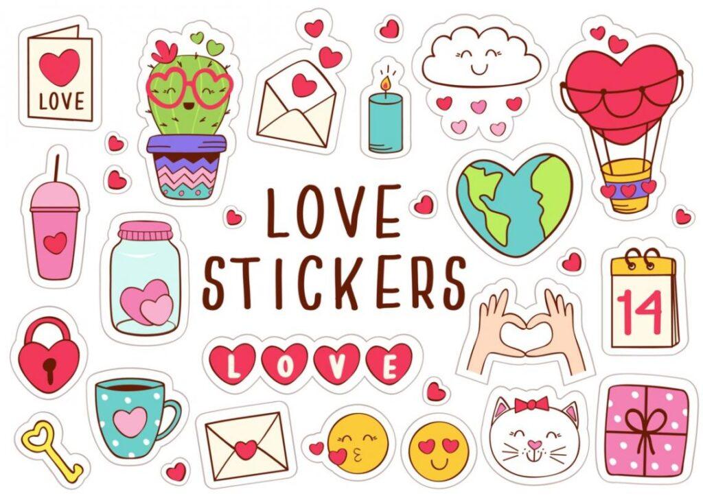 Stickers on whatsapp
