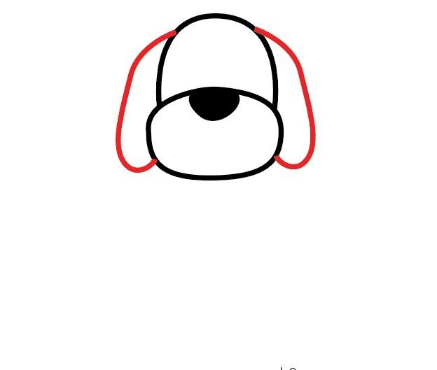 Como dibujar un perro paso a paso