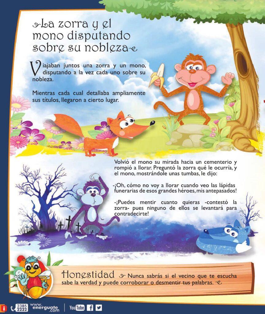 Fabulas cortas para niños la liebre y la tortuga