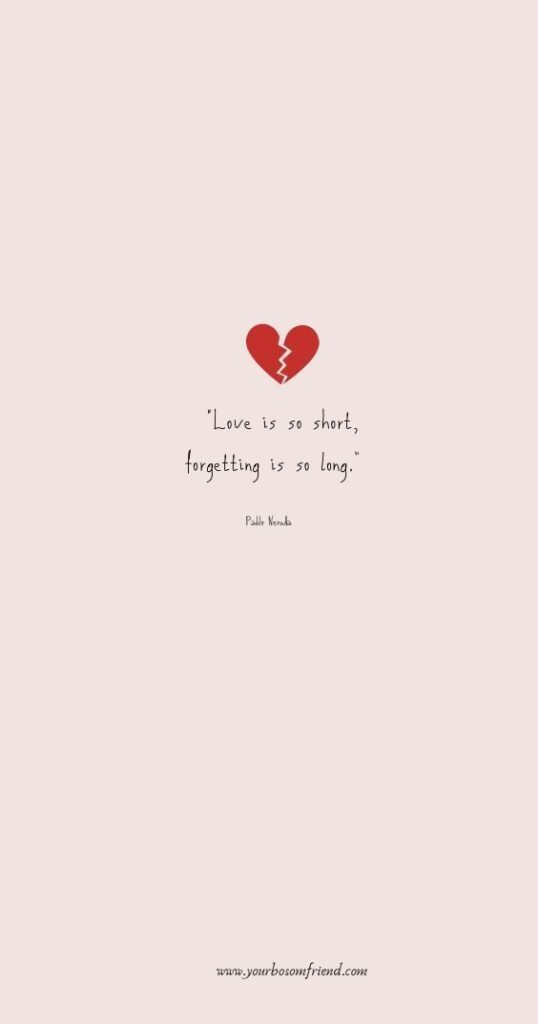 Short quotes deep about self love