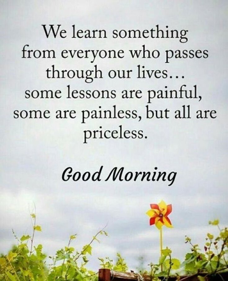 Good morning quotes god