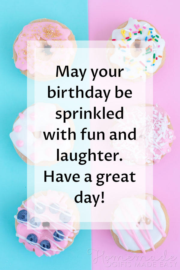 Short quotes about birthday