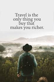 Travel quotes short
