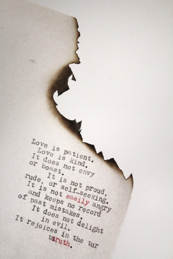 Short quotes deep about love