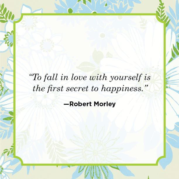 Short quotes about self love