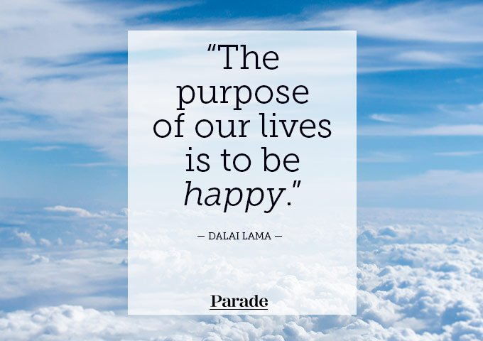 Life quotes about happiness