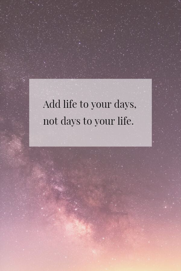 Life quotes deep meaning