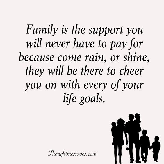 Family quotes and sweet